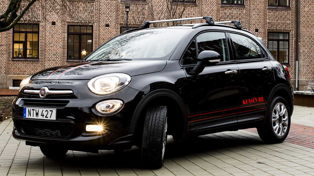 provk rning fiat 500x popstar. Black Bedroom Furniture Sets. Home Design Ideas