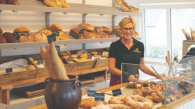 Sjöholms bageri