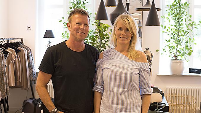 Tobbe Lassnack och Linda Wahlberg på Elvilito
