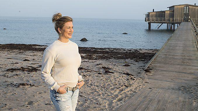 Lii Schacht är tillbaka på Bjäre Foto: Anna Matre, Bjäreliv
