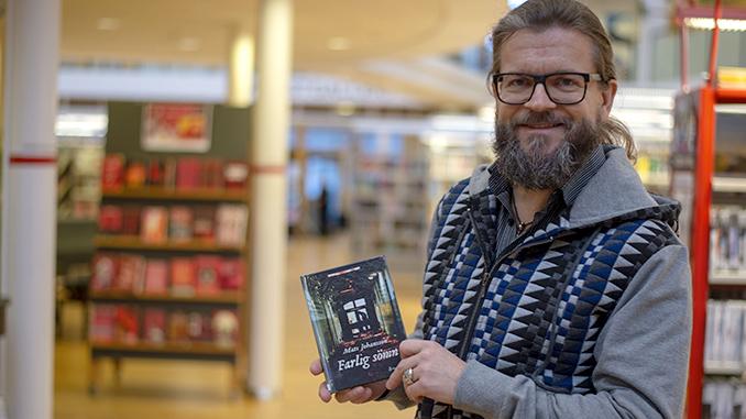 Mats Johansson, Foto: Anna Matre, Bjäreliv