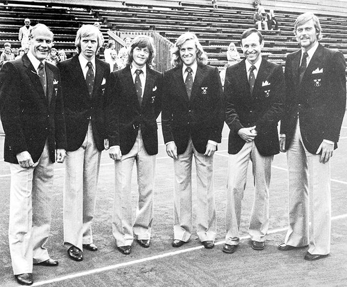 SIR på centercourten 1975. Bjäreliv
