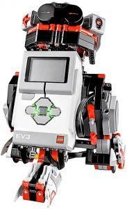 EV3 robot från Lego